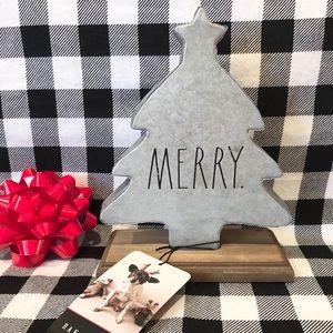 Rae Dunn Christmas MERRY